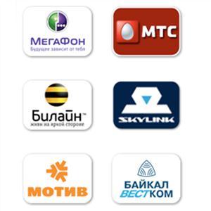 Операторы сотовой связи Ашитково