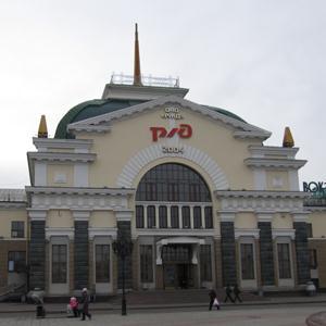 Железнодорожные вокзалы Ашитково